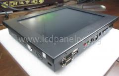 all-in-one touch screen panel pc