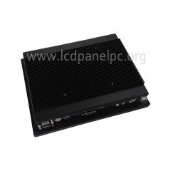 fanless panel pc