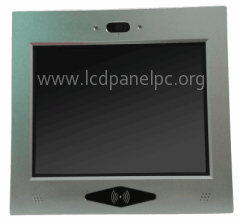panel PCs with built-in RFID reader