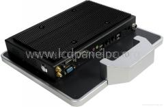 panel pc with rfid reader