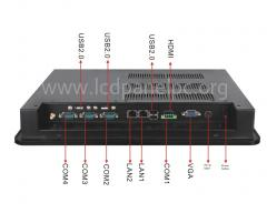 rugged touch screen panel pc